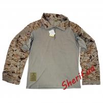 Рубашка EMERSON G3 Combat Shirt камуфляж AOR1