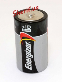 Батарейка ENERGIZER LR20 Base, 1шт