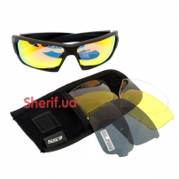 Тактические очки ESS Rollbar 4LS Kit