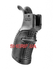Пистолетная рукоятка прорезиненная (полимер) для М16/М4/AR15-2