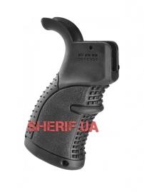 Пистолетная рукоятка прорезиненная (полимер) для М16/М4/AR15