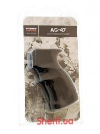 Эргономичная рукоятка FAB Defense AG-47/74-4