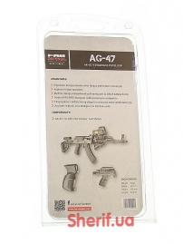Эргономичная рукоятка FAB Defense AG-47/74-5