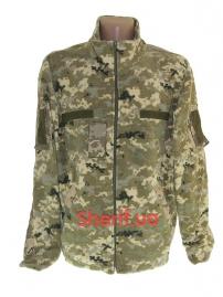 Куртка флисовая с вставками Digital ВСУ