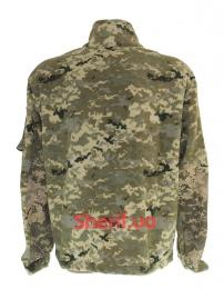 Куртка флисовая с вставками Digital ВСУ-3