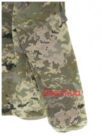Куртка флисовая с вставками Digital ВСУ-4