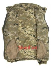 Куртка флисовая с вставками Digital ВСУ-7