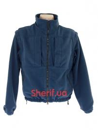 Флисовая полицейская кофта/жилет Dark blue