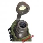 Фляга MIL-TEC США 1 л с чехлом Olive, 14505001-2