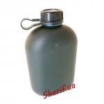 Фляга армейская MIL-TEC алюминиевая Professional
