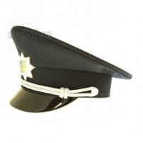 Фуражка Форменная Полиции черная
