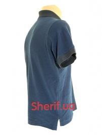 Футболка-поло синяя (полицейская) Модель-1-3