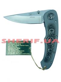 Нож GIGAND Titan FC-9852F (гравировка)-3
