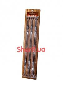Набор шампуров GRILL ME BQ-045F (4823082711246)