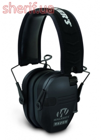 GWP-RSEM Активные наушники Walker's Razor Slim earmuffs Black