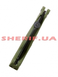Нож Ganzo G611 green-3