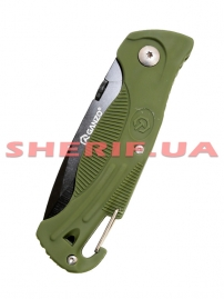 Нож Ganzo G611 green-4