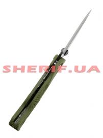 Нож Ganzo G611 green-6