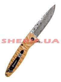 Нож Ganzo c травлением G620y-2 yellow