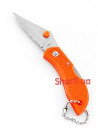 Нож-брелок Ganzo G623s orange