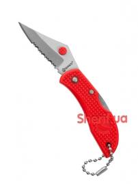 Нож-брелок Ganzo G623s red