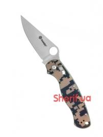 Нож складной Ganzo G729-CA камуфляж