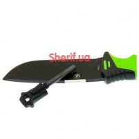 Нож выживания Ganzo G8012-LG-5