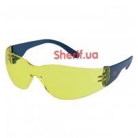 Очки защитные 3М 2722 желтые