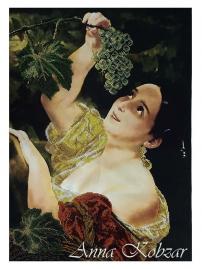 Картина бисером «Итальянский полдень»