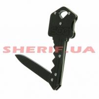 Нож-брелок SOG Key Black