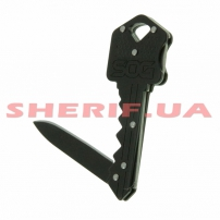 KEY-101 Нож-брелок SOG Key Black