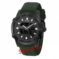 Часы тактические Striker MKII Silicone Olive KHS.STBMKII.SO