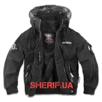 Куртка Dobermans Aggressive HONOUR KU18BK