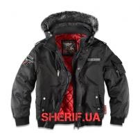 Куртка Dobermans Aggressive NORDIC DIVISION KU27BK