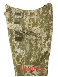 Камуфляжный костюм Rip-Stop Digital ВСУ-10