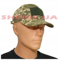 Кепка-бейсболка Рип-стоп с велкро ВСУ Digital