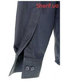 Китель полицейский Dark blue тк.Holland-8