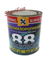 Клей полихлоропреновый Химик Плюс, 620г