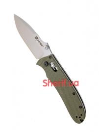 Нож складной Ganzo G704 green