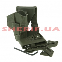 Кобура FAB Defense Scorpus® MX Level 2 Olive