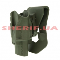 Кобура FAB Defense Scorpus® MX Level 2 Olive-3