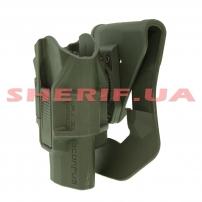 Кобура FAB Defense Scorpus® MX Level 2 Olive-3
