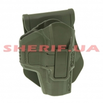 Кобура FAB Defense Scorpus® MX Level 2 Olive-5