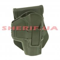 Кобура FAB Defense Scorpus® MX Level 2 Olive-5