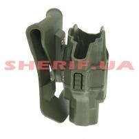 Кобура FAB Defense Scorpus® MX Level 2 Olive-6