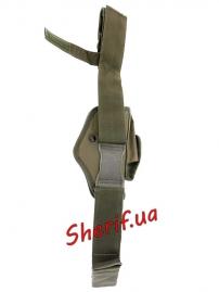 Кобура MIL-TEC на ногу OLIVE  16145001-2