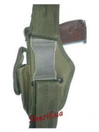 Кобура MIL-TEC на ногу OLIVE  16145001-5