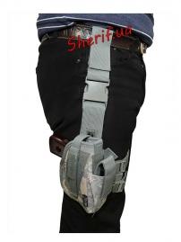 Кобура MIL-TEC на ногу правая AT-DIGITAL  16140070-6