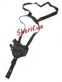 Кобура оперативная Револьвер черная