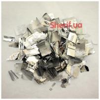 Конфетти Метафан Silver (серебро), 1кг